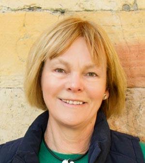 Carole Bromley headshot